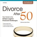 "Essential Reading: ""Divorce After 50"" published by NOLO"